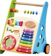 Ziehen-Entlang und Lauflern Spielzeuge