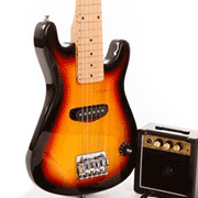 Gitarren, Akustische, Elektrische und Bässe