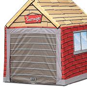 Spielhäuser und Zelte
