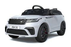 12V Range Rover Velar Elektrofahrzeug, Weiß