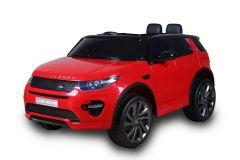 NICHT NAGELNEU – 12V Lizenziertes Land Rover Discovery HSE Sport Elektrofahrzeug, Rot