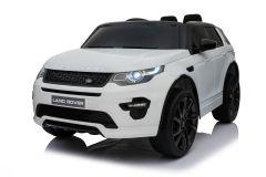 NICHT NAGELNEU – 12V Lizenziertes Land Rover Discovery HSE Sport Elektrofahrzeug, Weiß