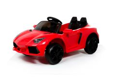 12V Roadster Batteriebetriebene Elektroauto, Rot
