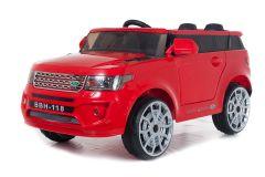 4x4 Rot Sport Off Road - 12V Kinder Elektrofahrzeug