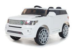 4x4 Weiß Sport Off Road - 12V Kinder Elektrofahrzeug