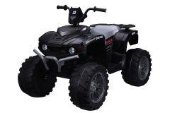 NICHT NAGELNEU – Doppelmotor Quad - Schwarz