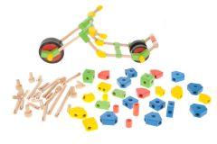 Bau-Sticks Holzspielzeug