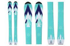 Tigris Jugend Unisex Ski 100cm