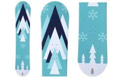Tigris Jugend Unisex Snowboard 110cm