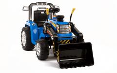 NICHT NAGELNEU - Traktor mit Fernbedienung und Doppelmotoren - Blau