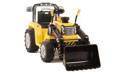 NICHT NAGELNEU - Traktor mit Fernbedienung und Doppelmotoren - Gelb