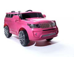 4x4 Rosa Sport Off Road - 12V Kinder Elektrofahrzeug
