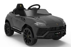 12V Lizenziertes Lamborghini Urus Schwarz Elektrofahrzeug