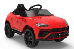 12V Lizenziertes Lamborghini Urus Rot Elektrofahrzeug
