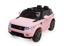 Batteriebetriebene - 12V Rosa Range Rover Elektrofahrzeug