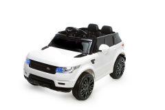 Batteriebetriebene – 12V Weiß Range Rover Elektrofahrzeug