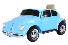 12V Lizenziertes VW Beetle Blau Elektrofahrzeug