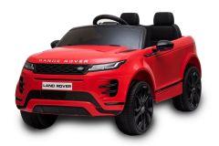 12V Lizenziertes Range Rover Evoque Rot 2 Sitzer Elektrofahrzeug